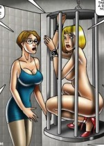 Busty slave girls are victims of perverted fantasies of their capturers. tags: big tits, naked girls, blowjob.